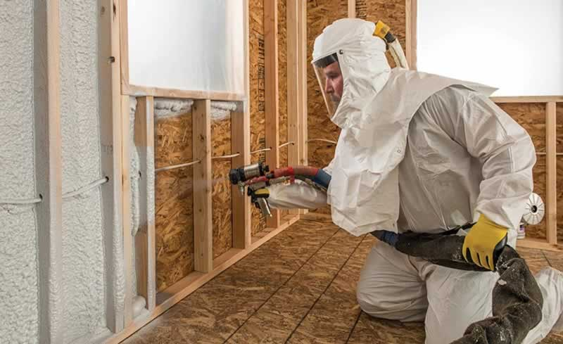 Everything about Spray Foam Installation