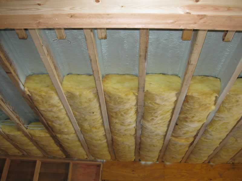 Garage Upgrades That Are Worth Investing In - ceiling insulation
