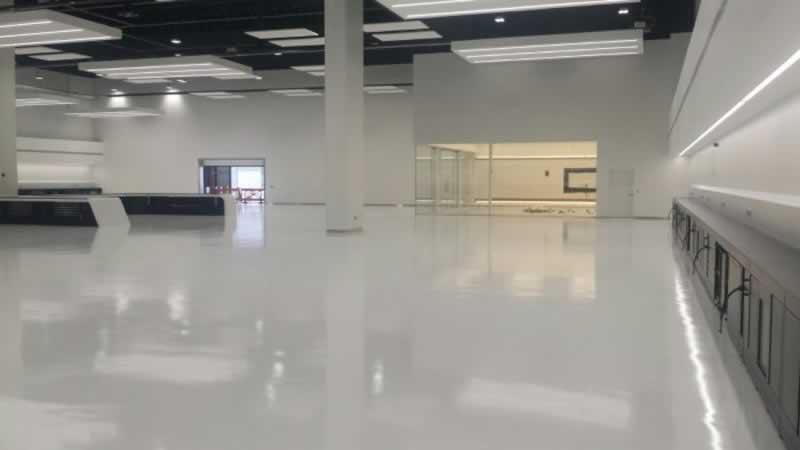 Heavy-duty flooring and coatings - heavy duty flooring