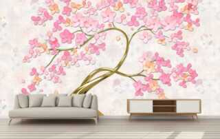 How to Apply Wallpapers On Walls in 5 Easy Steps - glam