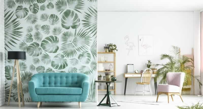 How to Apply Wallpapers On Walls in 5 Easy Steps!