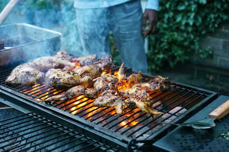 How to Easily Raise Your Grilling Skills - meat on the grill