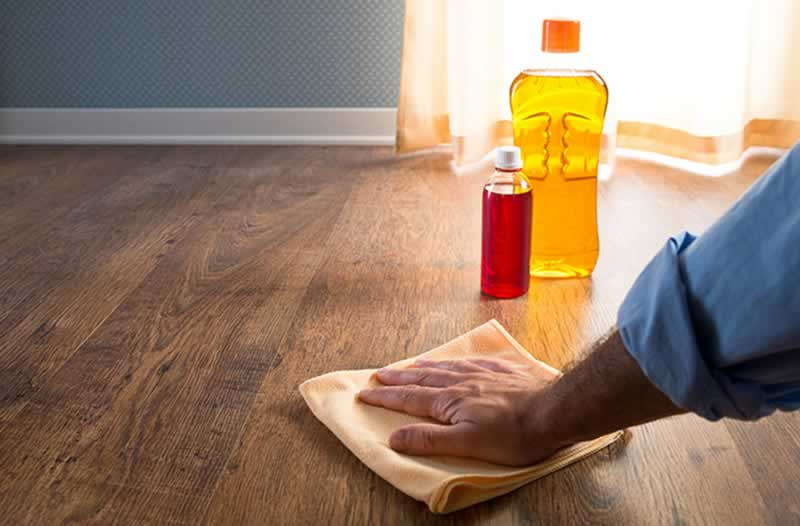How to Get Rid of Scratches on Wood Floors - solutions
