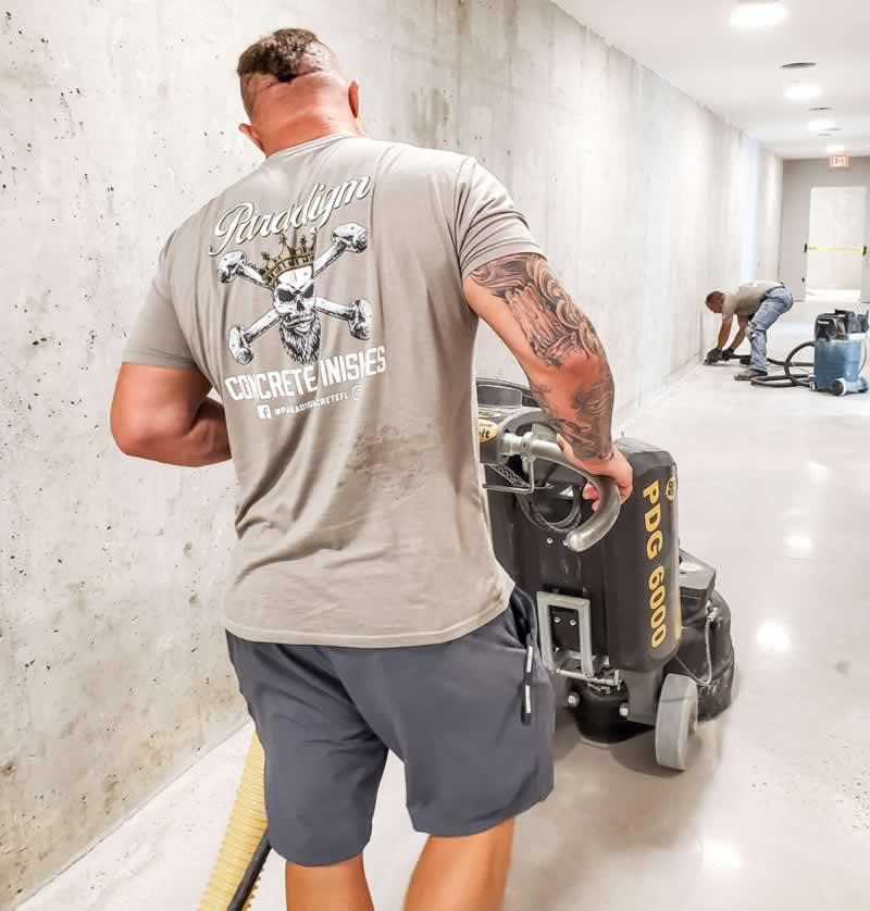 How to Level Concrete Floors That slope