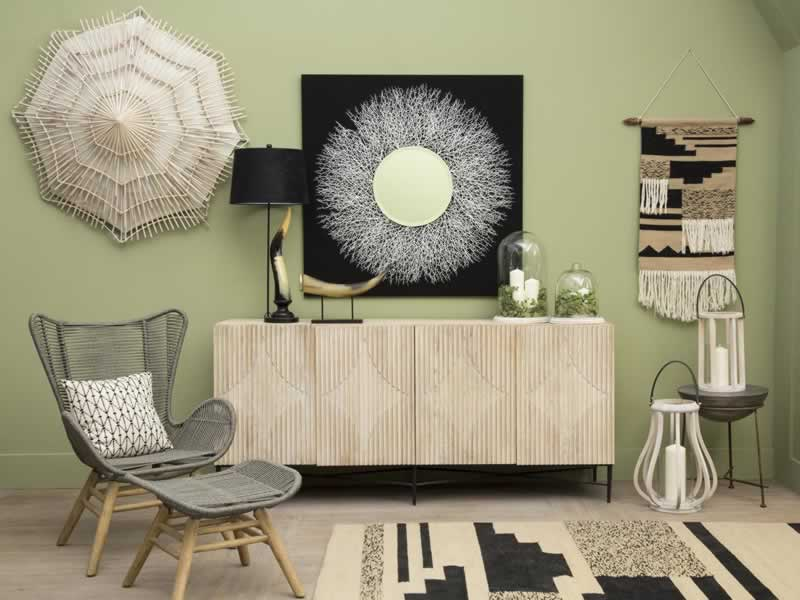 How to hang up wall art without damaging the wall - wall art