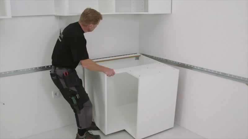 IKEA Kitchen Installation - installation