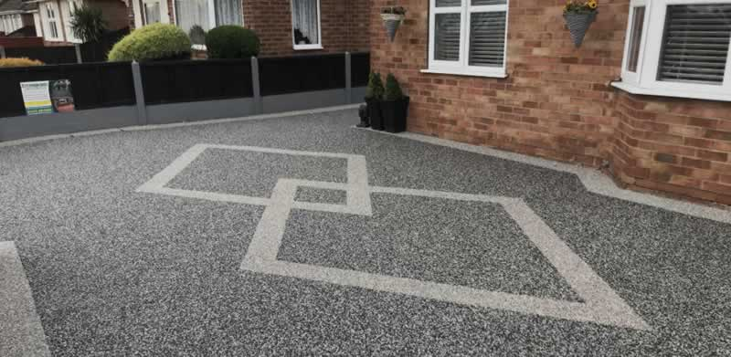 Options For Driveways To Welcome You Home - stone driveway