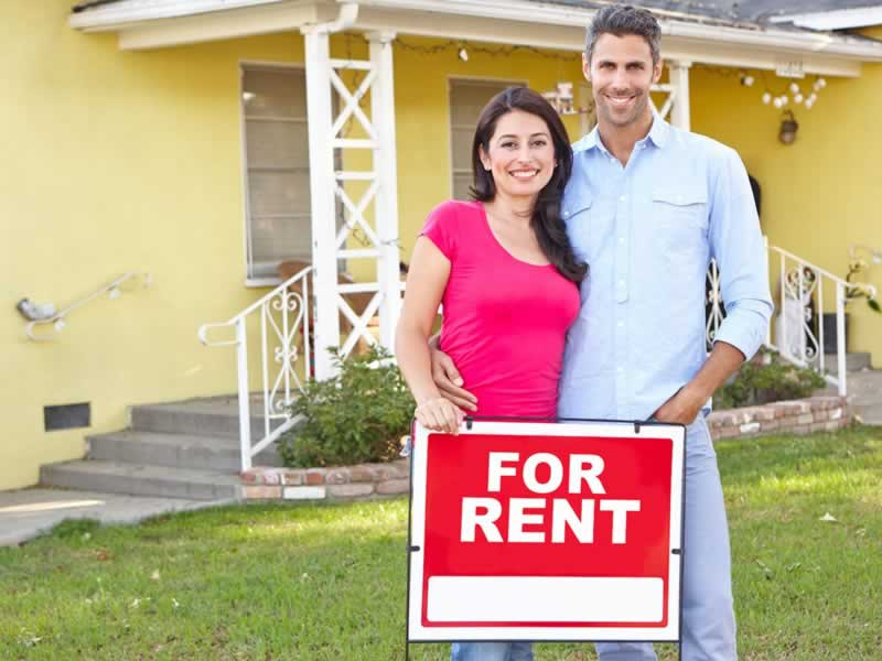 Renting your house - renters