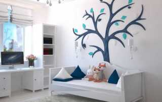 Simple and Handy Decorating Tips That Will Make Any Children's Room Look More Amazing