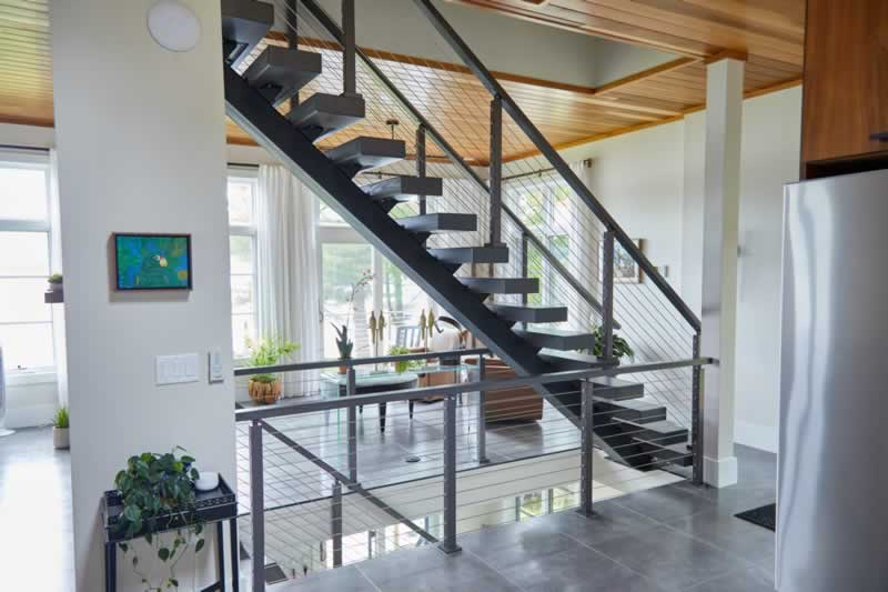 The Advantages You Could Enjoy By Installing Metal Stairs - metal stairs