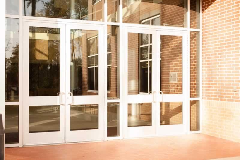 The Basics of Commercial Door Repair