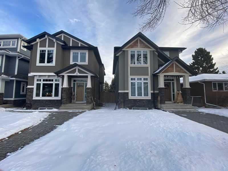 Tips for purchasing inner city homes for sale Calgary - custom homes