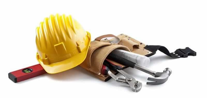 Tools you need when you work in construction