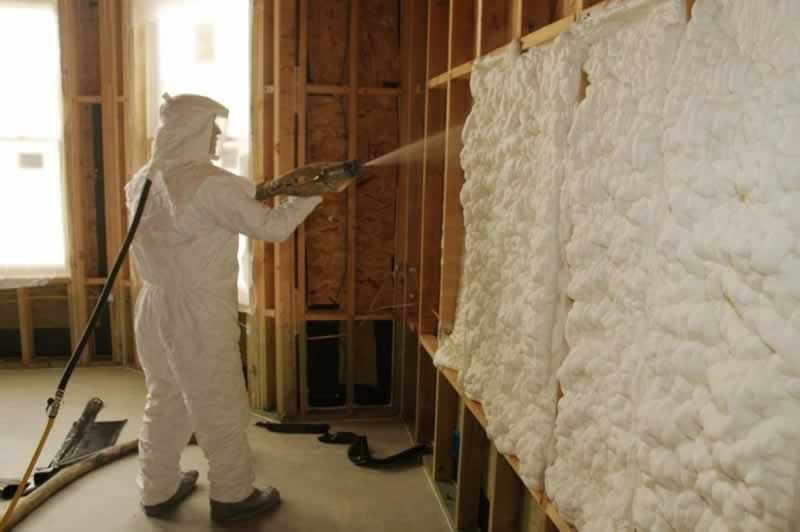 What Type of Insulation You Need in Hot Areas - foam insulation