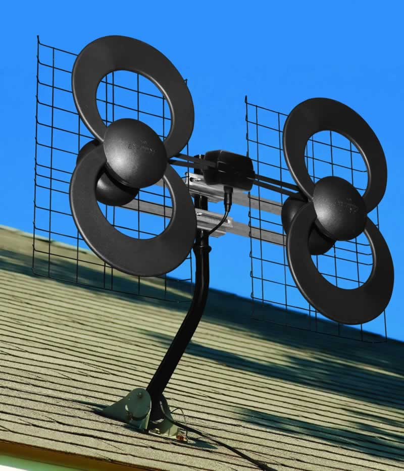 What are the benefits of antenna installations