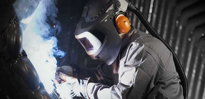 Why Does a Welder Wear a Mask