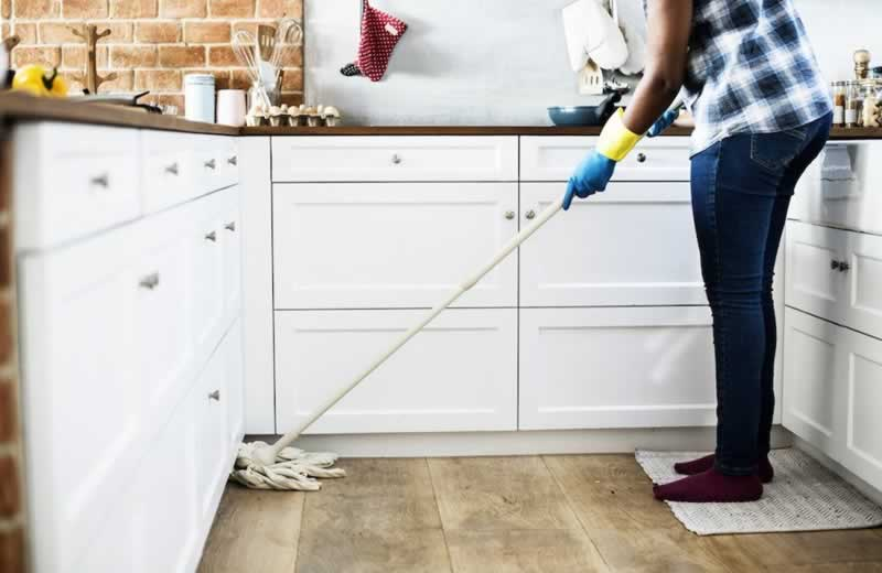 Your house will always be cleaner than others