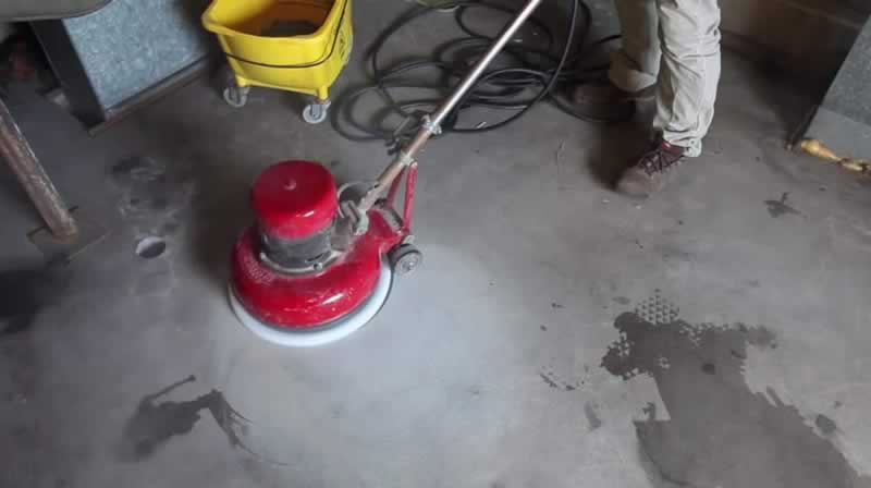 4 Tricks for Spotless Concrete Cleaning - cleaning unsealed concrete