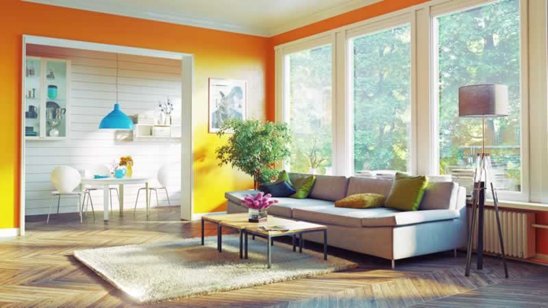 5 DIY tips on Decorating Your Home - living room
