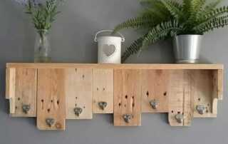 5 Surprisingly Easy Woodworking Project Ideas for Beginners - shelf