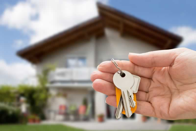 5 Things To Look For When Buying a Home - keys