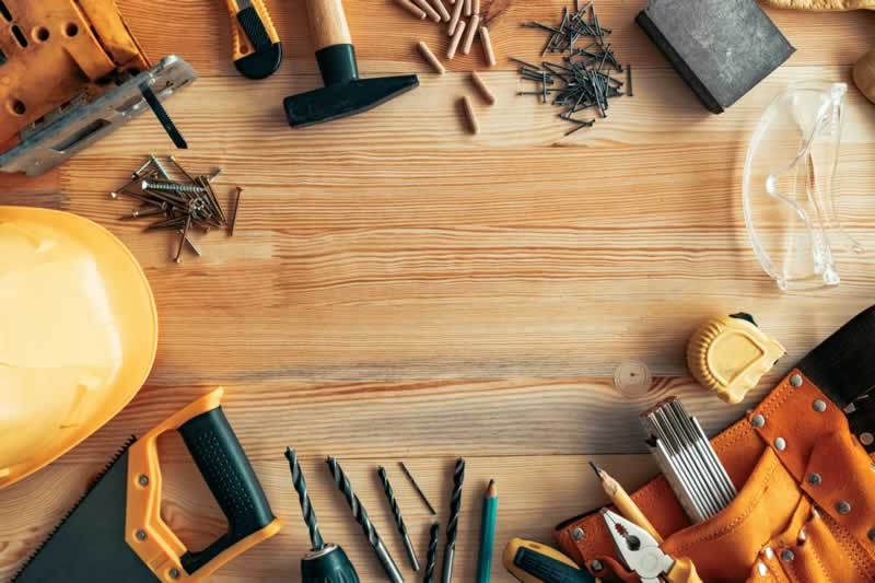 6 Tips for Becoming Your Own Handyman - tools