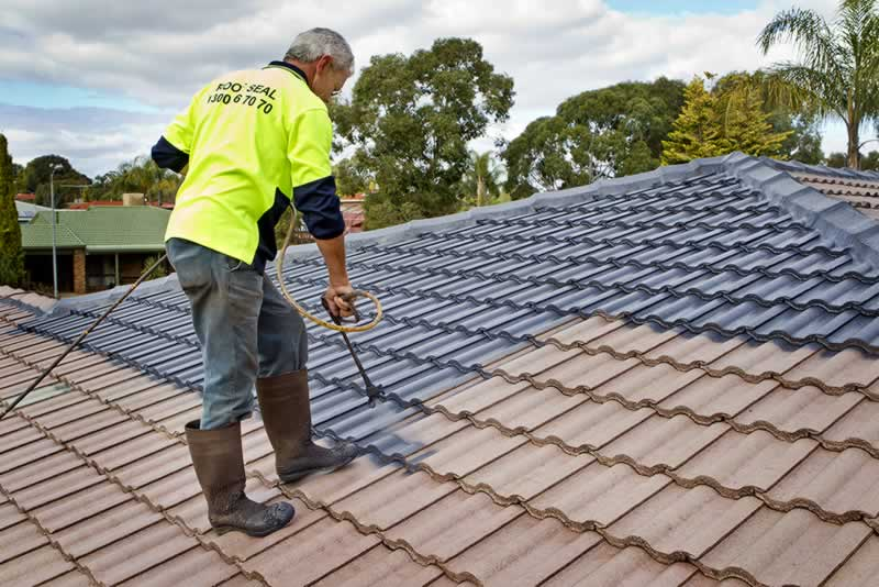 7 Steps To The Perfect Tile Roof Restoration