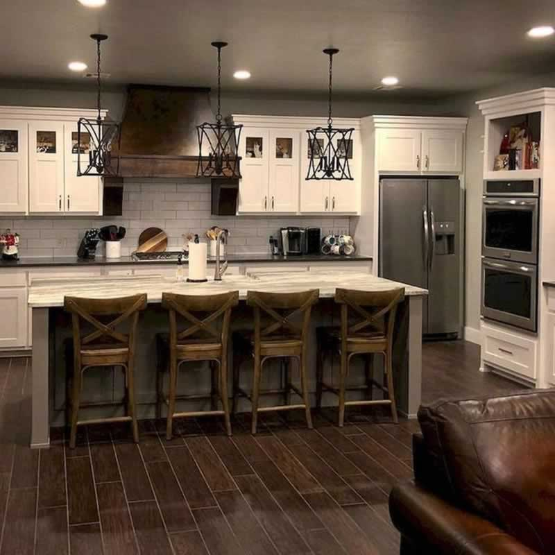 Choosing the Right Designer for Your Kitchen Renovations in Adelaide - farmhouse kitchen