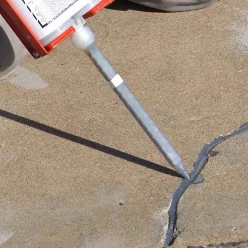 Concrete Floors - crack fixing