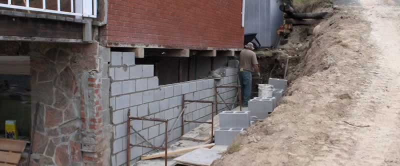 Don't Wait Too Long If Your Home Foundation Is Weakening - repairing