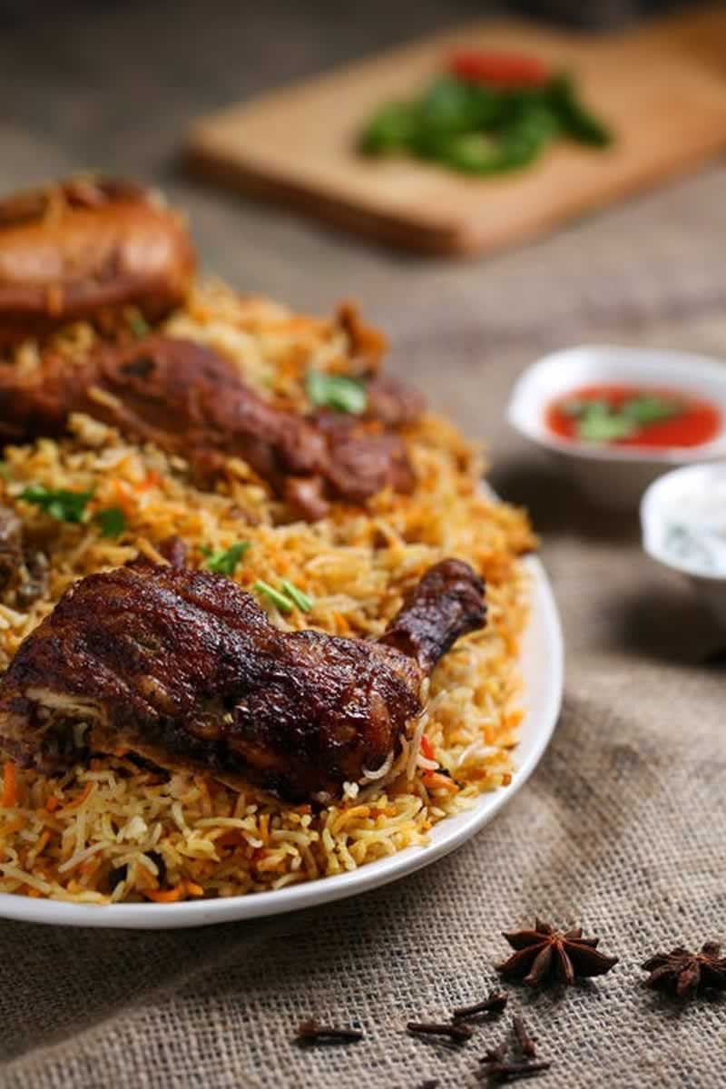 Easy And Healthy Recipes That You Can Easily Make At Home - rice and meat