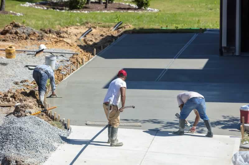 Hiring A Concrete Contractor - contractors