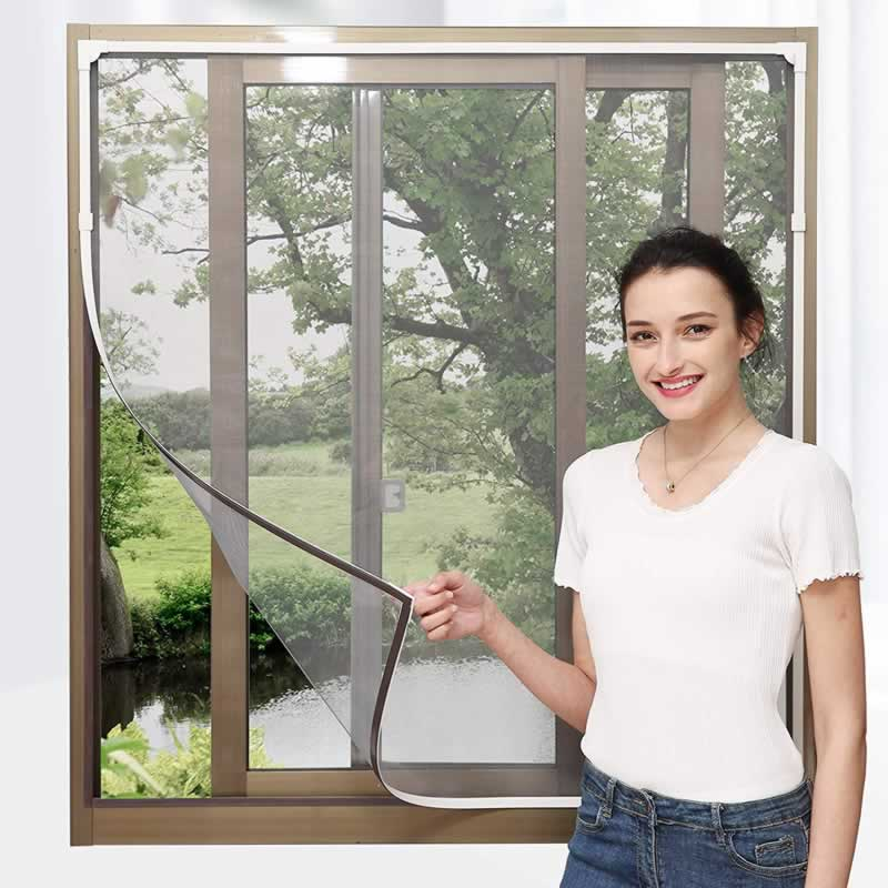 How Does Magnetic Insect Screen Help Protect Against Bugs And Insects - screen