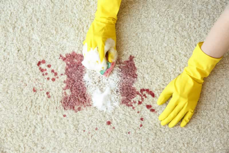 How To Clean-up If A Crime Has Taken Place In Your Home - cleaning