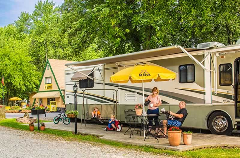 How To Maintain Your RV's Temperature