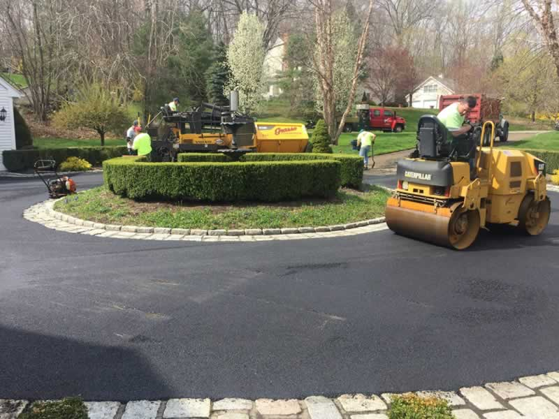 How do I choose a driveway contractor