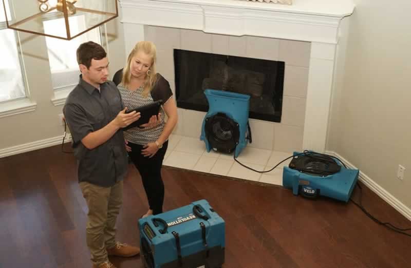 Restoring Your Home After Water Damage In Sandusky OH - drying