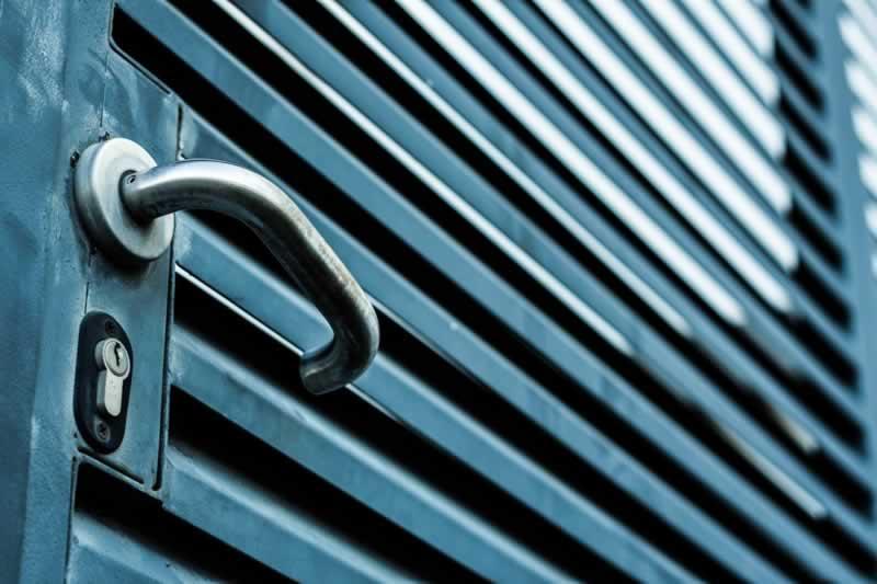 Steel vs Aluminium Security Doors - steel doors