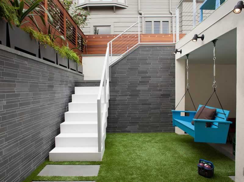 Sustainable Renovation Ideas - backyard
