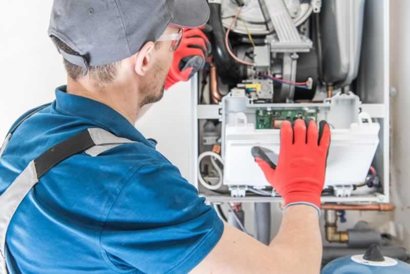 The Benefits of Hiring Professional Furnace Repair Services - repairman
