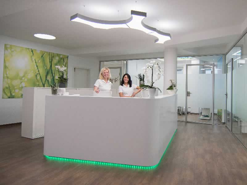 The Best Method Of Attracting New Patients To Your Dental Clinic - reception
