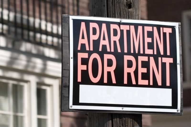 The process of finding apartments for rent