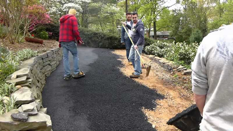 What To Keep In Mind When Paving Your Own Driveway - paving