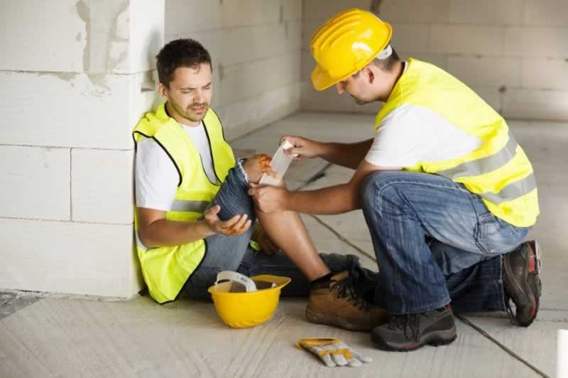 What are the causes of accidents on construction sites - accidents