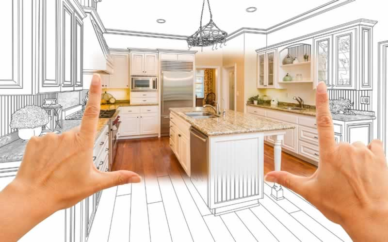 Why Contact Kitchen Renovators in Cape Town - planning