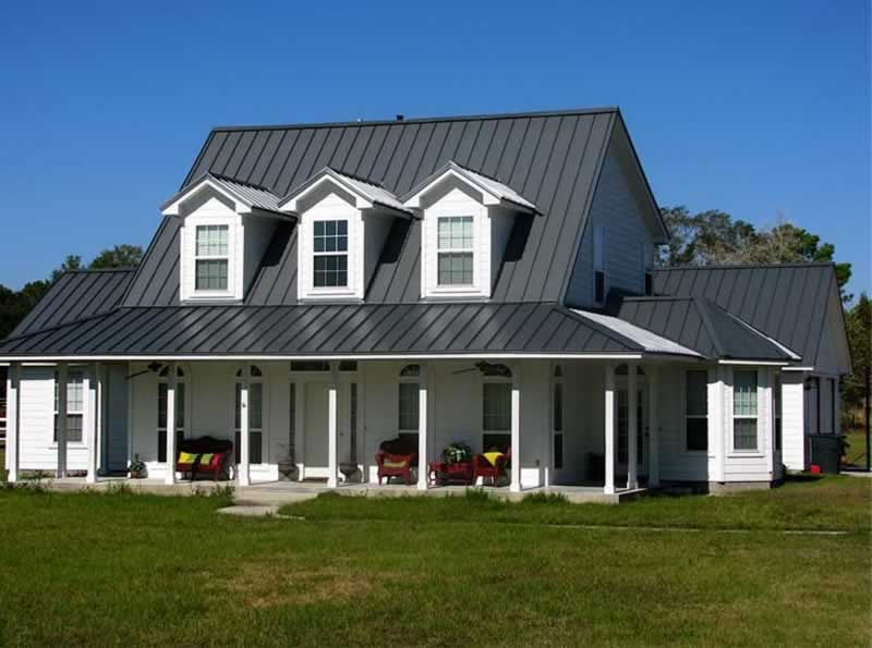 3 Reasons Choosing a Metal Roof is the Best Decision - metal roof