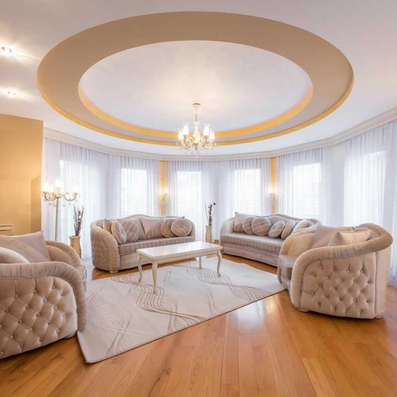 3 unique ceiling design ideas to revitalise a room - chandolier