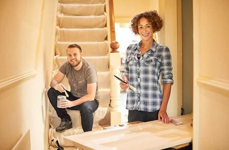 4 Home Renovation Ideas Perfect For Beginners - painting