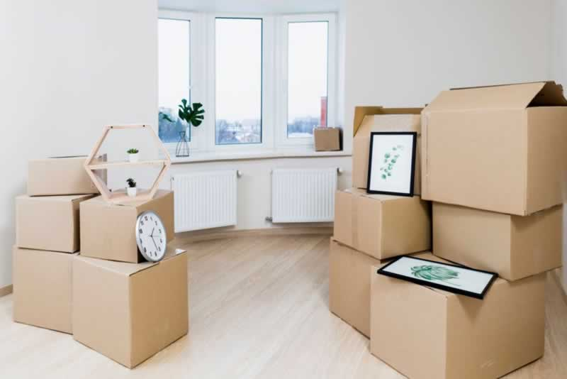6 Tips to Store Essential Items During Home Renovation - stored items