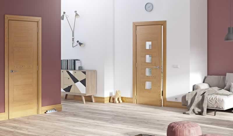 Advantages and Disadvantages of Oak Doors - interior doors